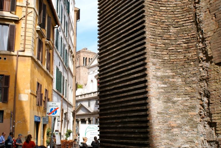 Rome wall