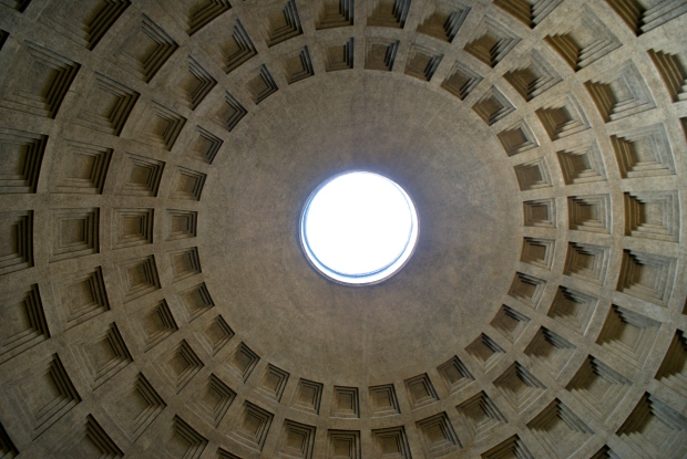 Rome ceiling