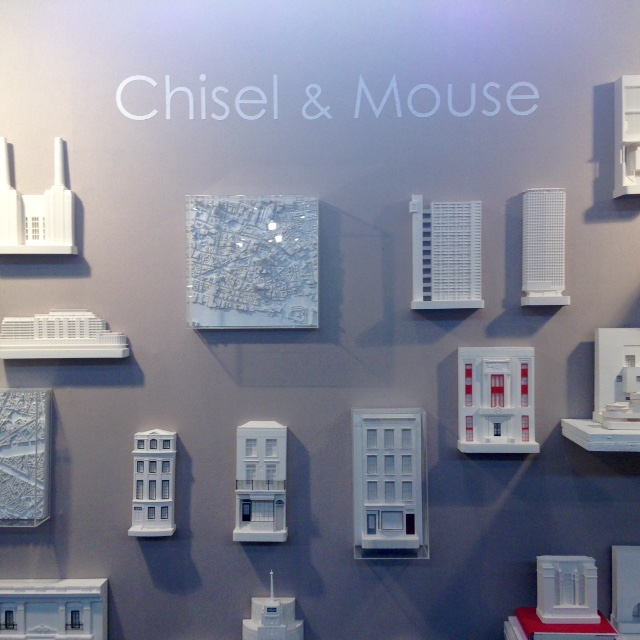 Chisel & Mouse