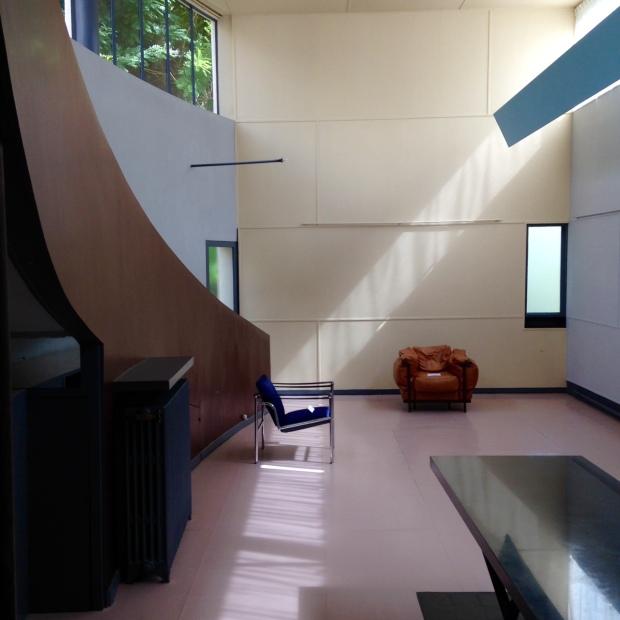 Le Corbusier MR