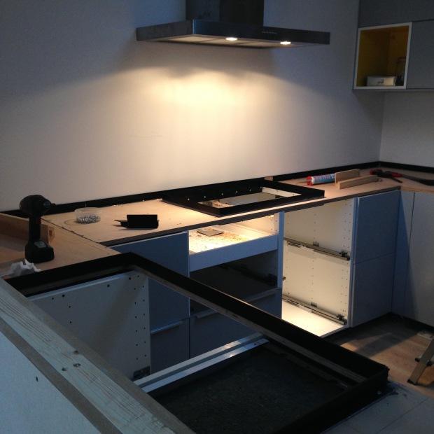 DIY Your Kitchen Worktops